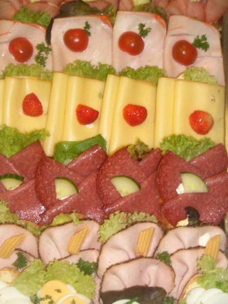 Snacks - Brötchen und Baguettes