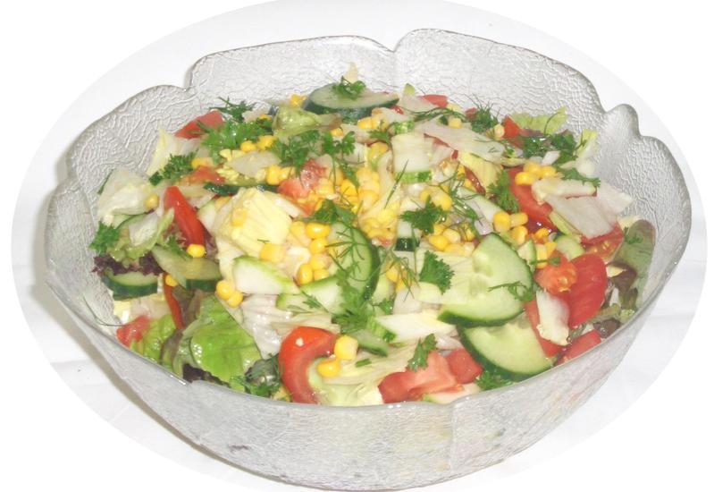 Vorspeisen, Suppen, Salate